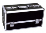 Lockable Vibrator Case (Large) - Black