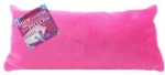 Petite Plush Hide Your Vibe Pillow - Pink