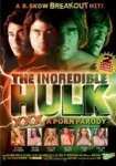 The Incredible Hulk XXX Parody - 2 DVDs
